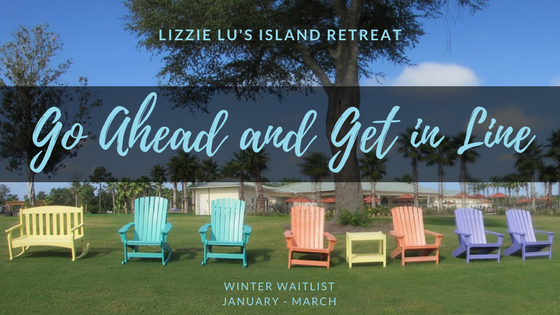 Winter Wait List || Lizzie Lu's Island Retreat