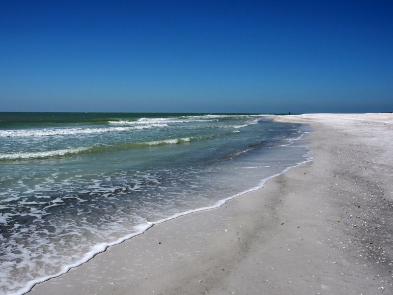 view of St.Pete Beach